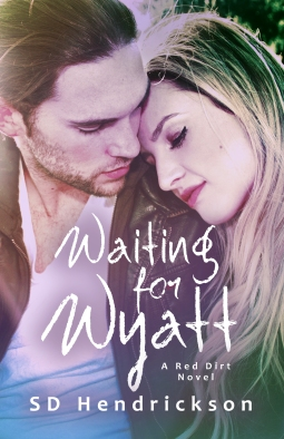 Waiting for Wyatt New Front Cover